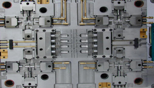 Mold Tooling Detail
